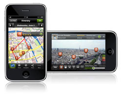 Travel guides for iPhone and iPod Touch