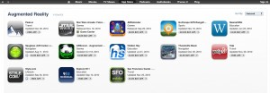 iTunes Rewind: 2010 Hot Trends Augmented Reality
