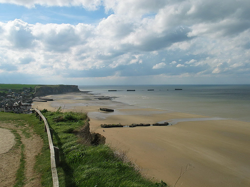 Hotels d day beaches france