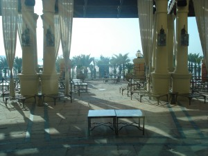 Patio in Dubai