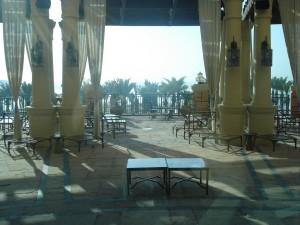Patio in Dubai