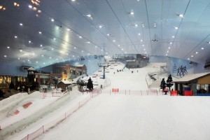 Ski Dubai Indoor Skiing