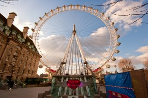 London Eye Valentines