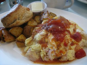 Breakfast at Brenda's French Soul Food