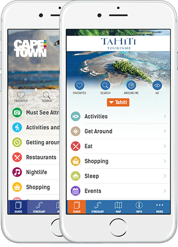 Mobile Apps for Tourism Authorities and DMO