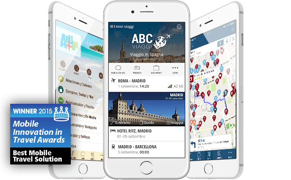 Applicazioni mobile per il settore dei viaggi