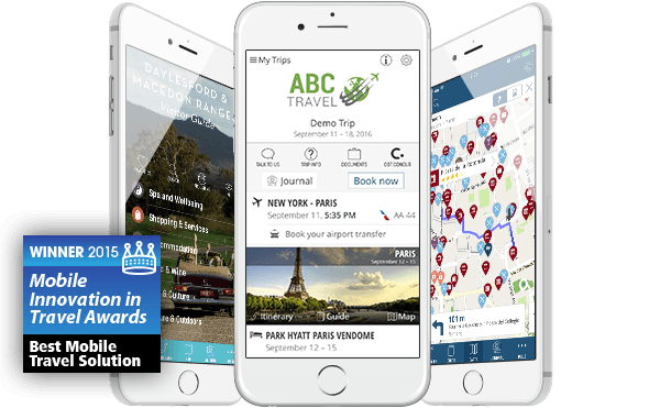 Mobile Applications for Travel