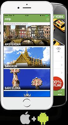 Reiseführer für Android und iOS
