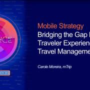 Bridging the Gap between Traveler Experience and Travel Management