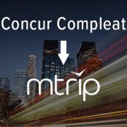 Concur Compleat > mTrip