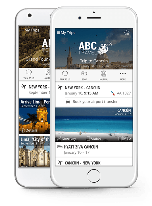mobile travel mobile apps for travel agencies tour operators and ota