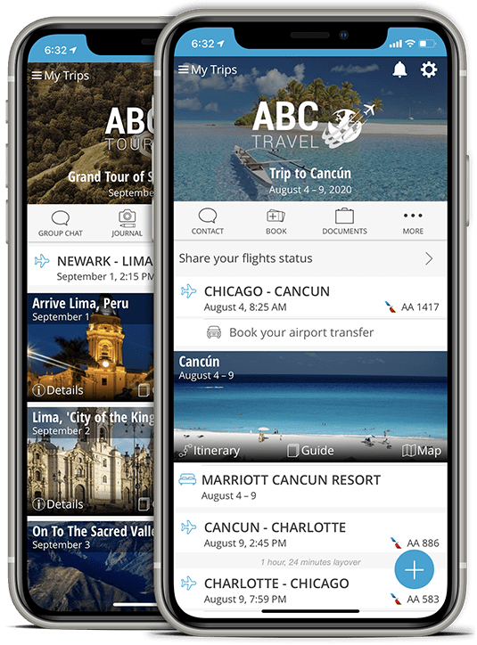 White-label Travel Apps