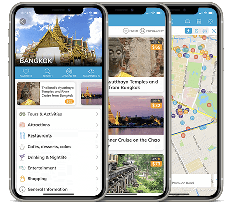 Travel Guides & Maps